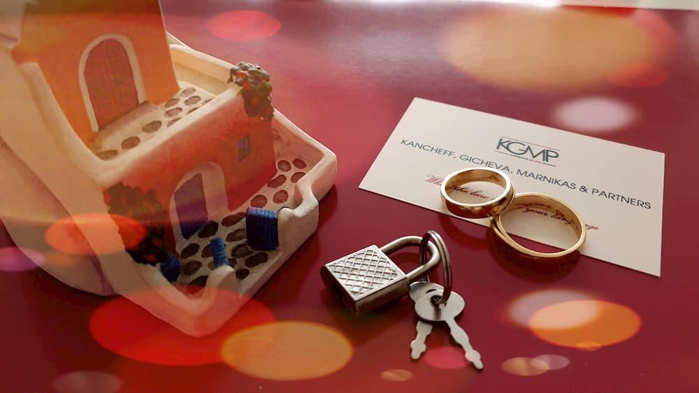 Property regimes between spouses in Bulgaria
