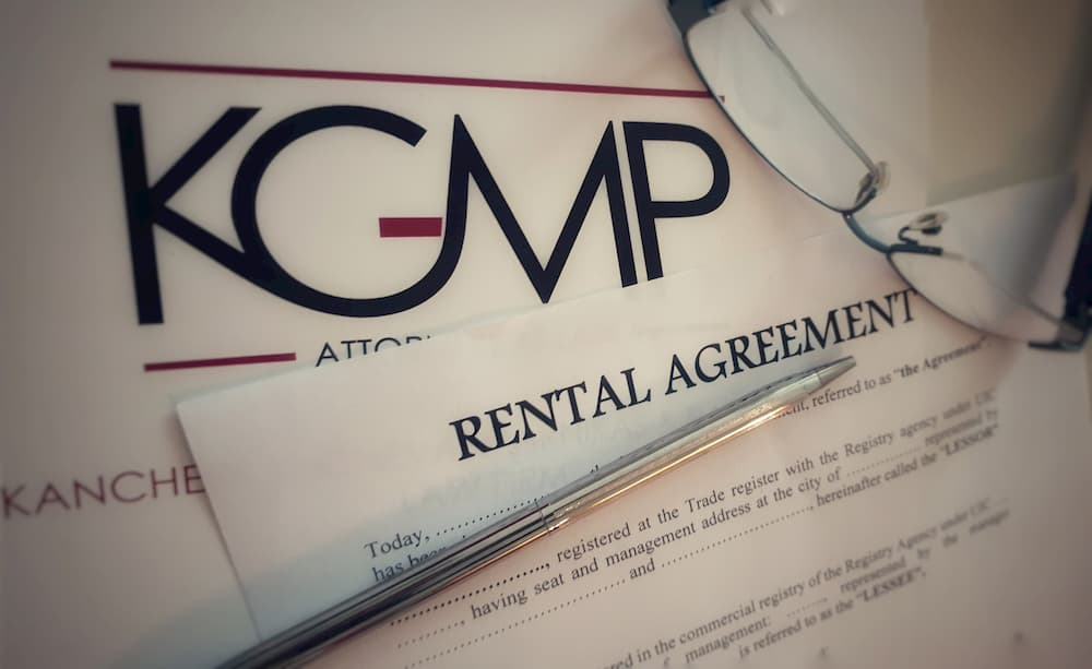 Rental contract in Bulgaria