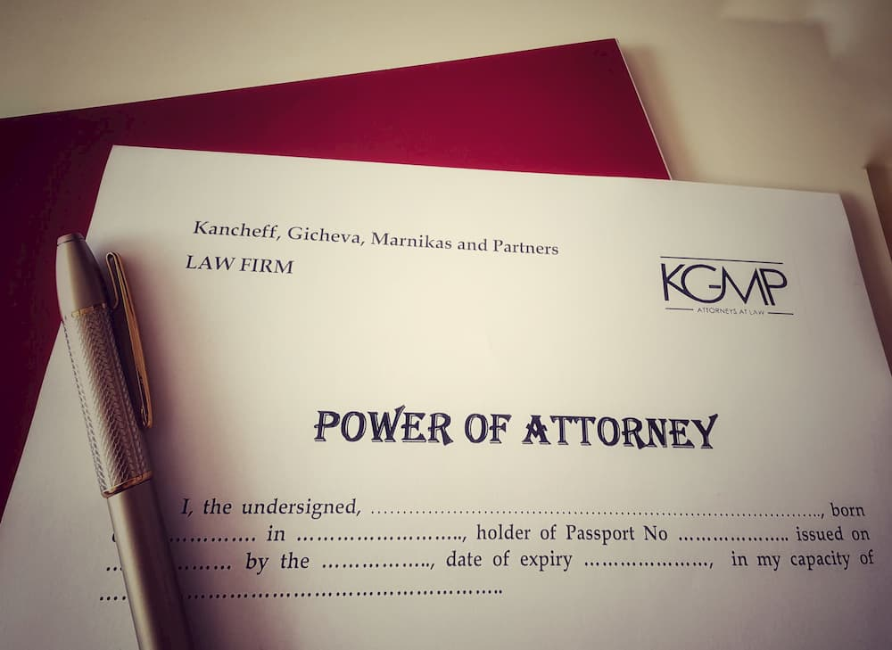 Revocation of Power of Attorney in Bulgaria