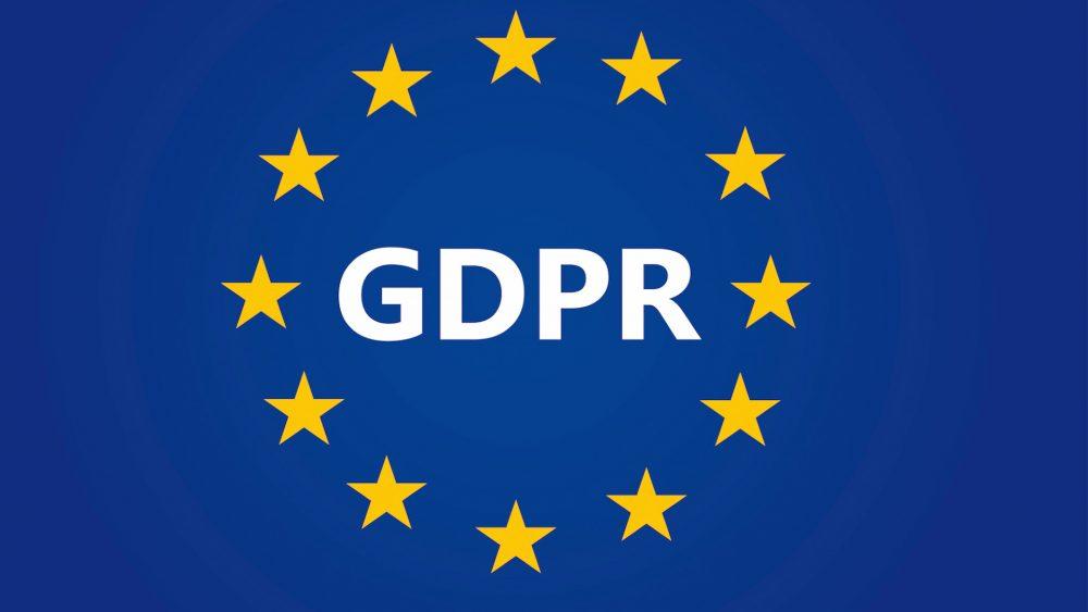 RGPD fue de aplicación el 25 de mayo de 2018