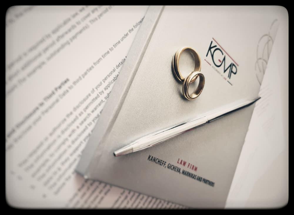 El contrato matrimonial en Bulgaria