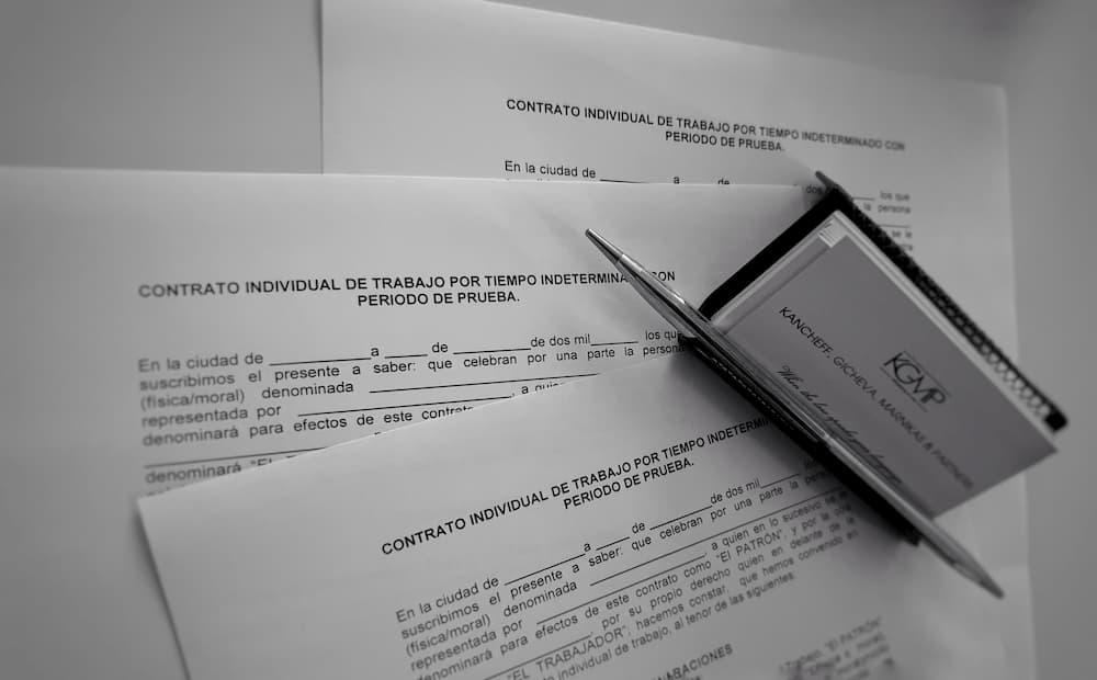 Contrato de trabajo en Bulgaria