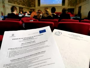 diritti fondamentali dell'UE
